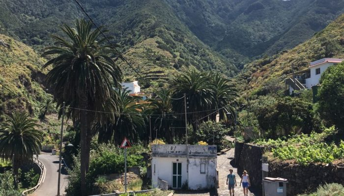 Leben auf Teneriffa: Wandern im Anaga-Gebirge