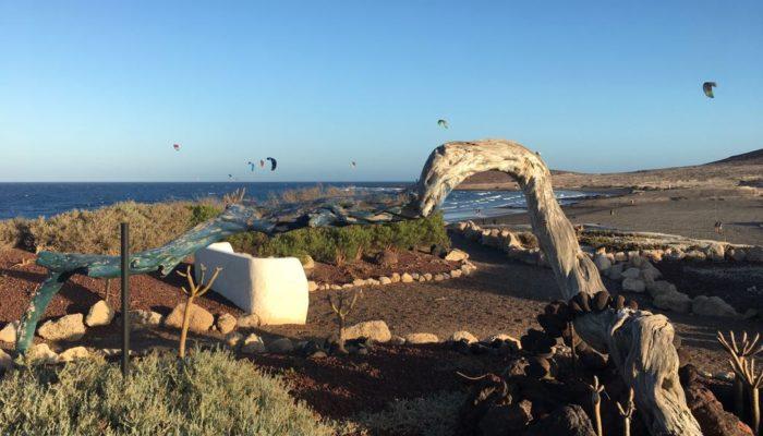 Leben auf Teneriffa: Schöne Stimmung in El Medano