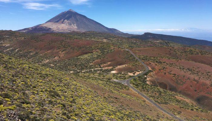 Leben auf Teneriffa: Stets im Blick - der Teide