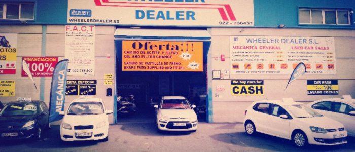 Autokauf beim Wheeler Dealer