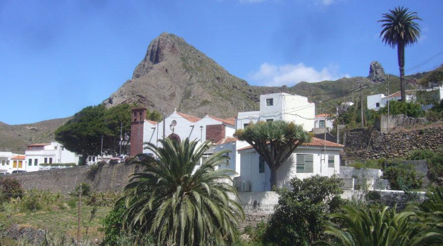 Die Kulisse von Taganana im Anaga-Gebirge