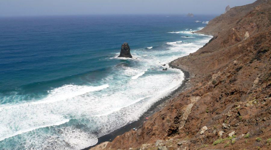 Der Strand Benijo auf Teneriffa ist ein Besuch Wert