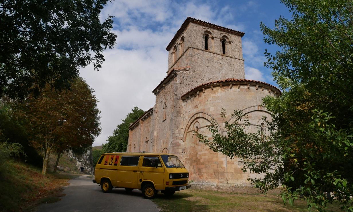 Roadtrip nach Teneriffa: Zwischenstopp in Spanien