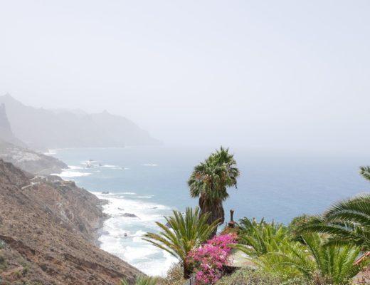 Calima auf Teneriffa trübt die Sicht