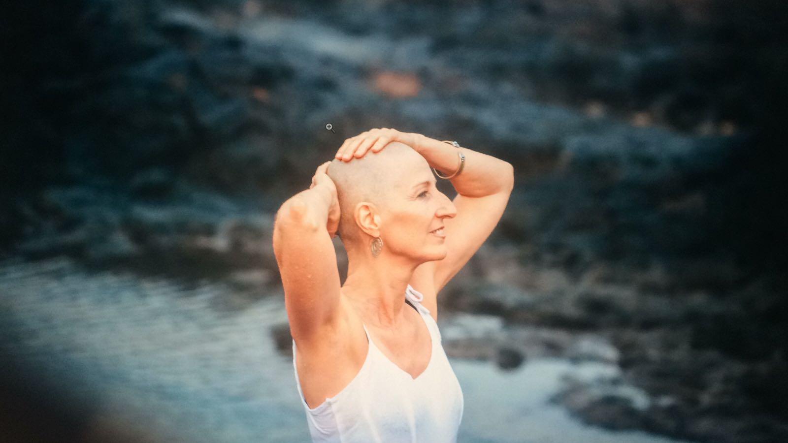 Die selbstständige Atemtherapeutin geht am liebsten jeden Tag im Meer baden seitdem sie auf Teneriffa lebt.