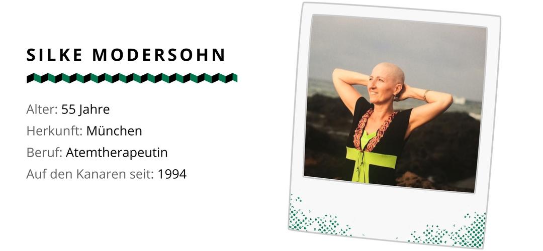 Silke Modersohn lebt seit über 20 Jahren auf den Kanaren und berichtet über ihre Erfahrungen als Auswanderin.