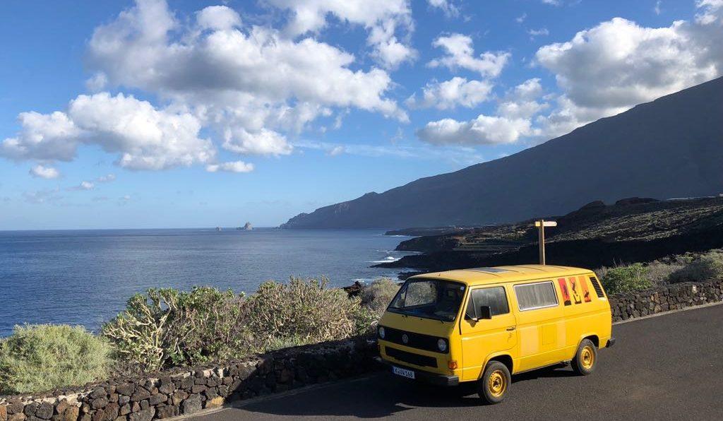 El Hierro ist ein Paradies für Natur-Fans und Camping-Fans.