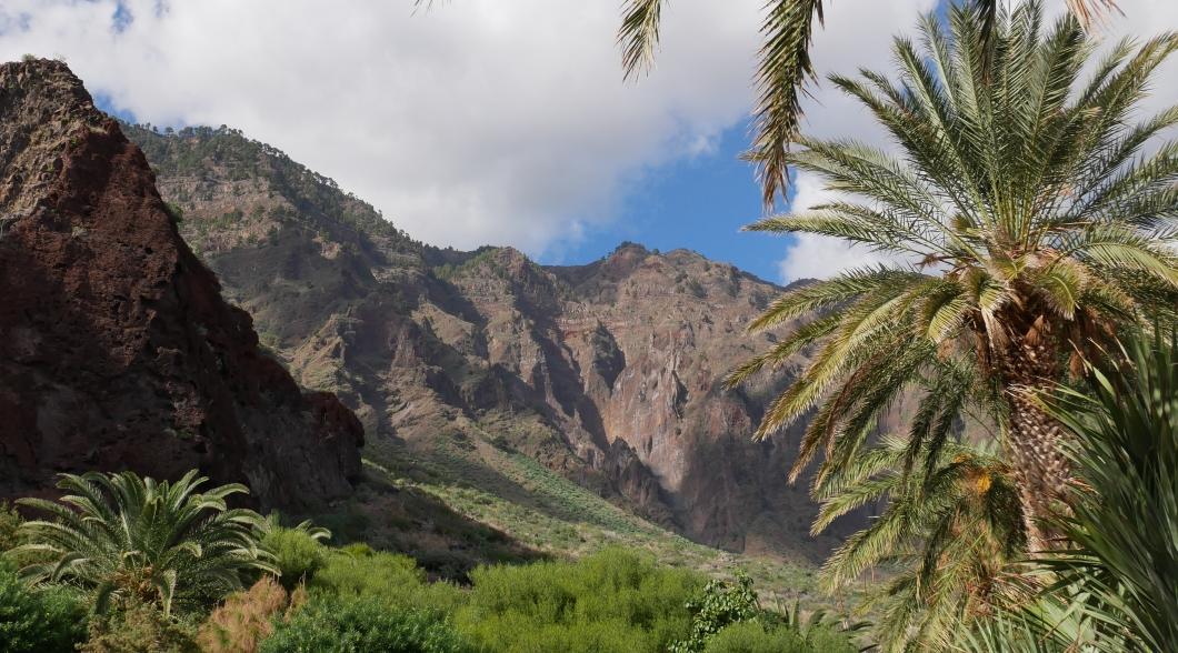Die Natur El Hierros ist unberührt und wunderschön.