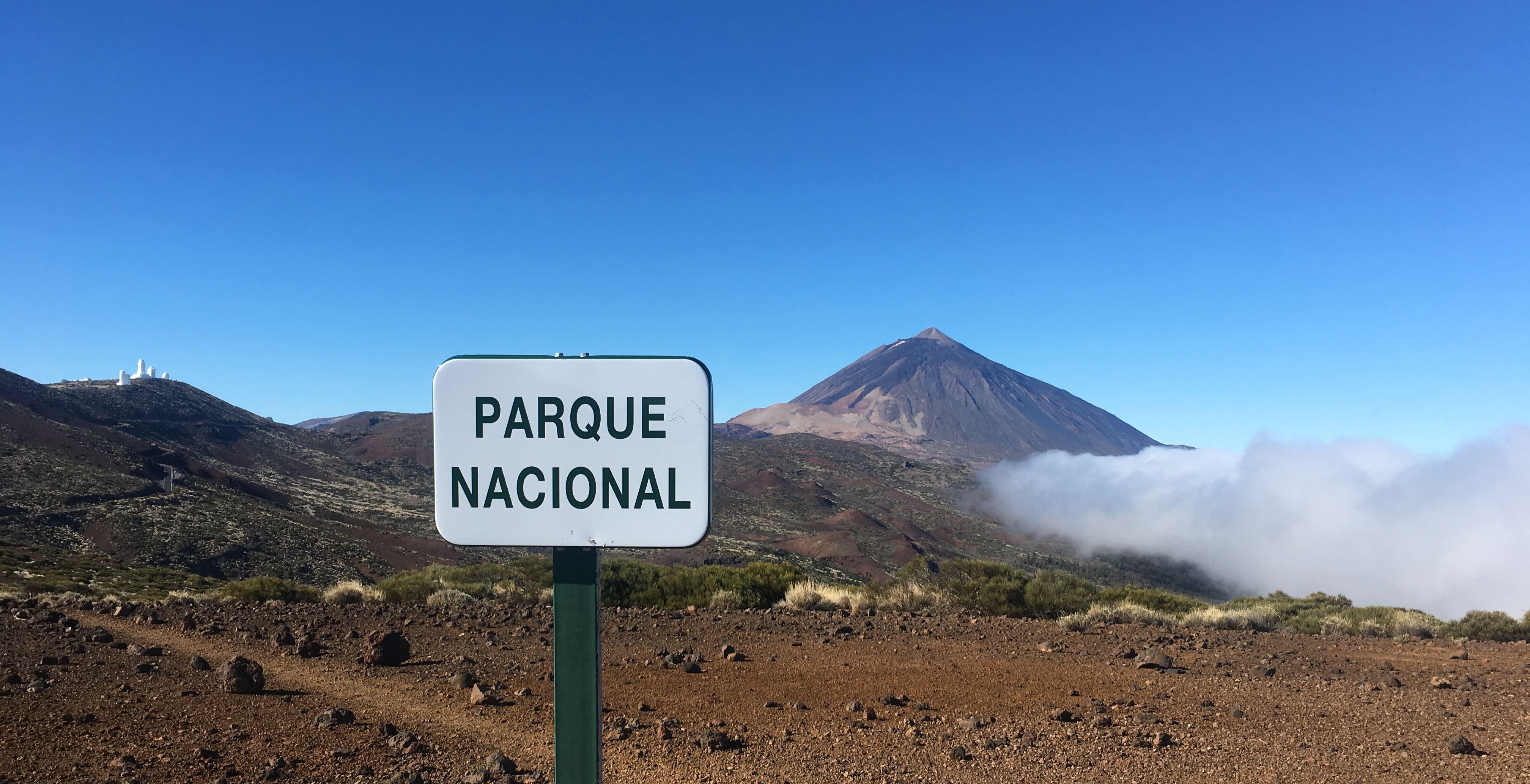 El Teide - eines der Highlights auf Teneriffa für Auswanderin Tanja
