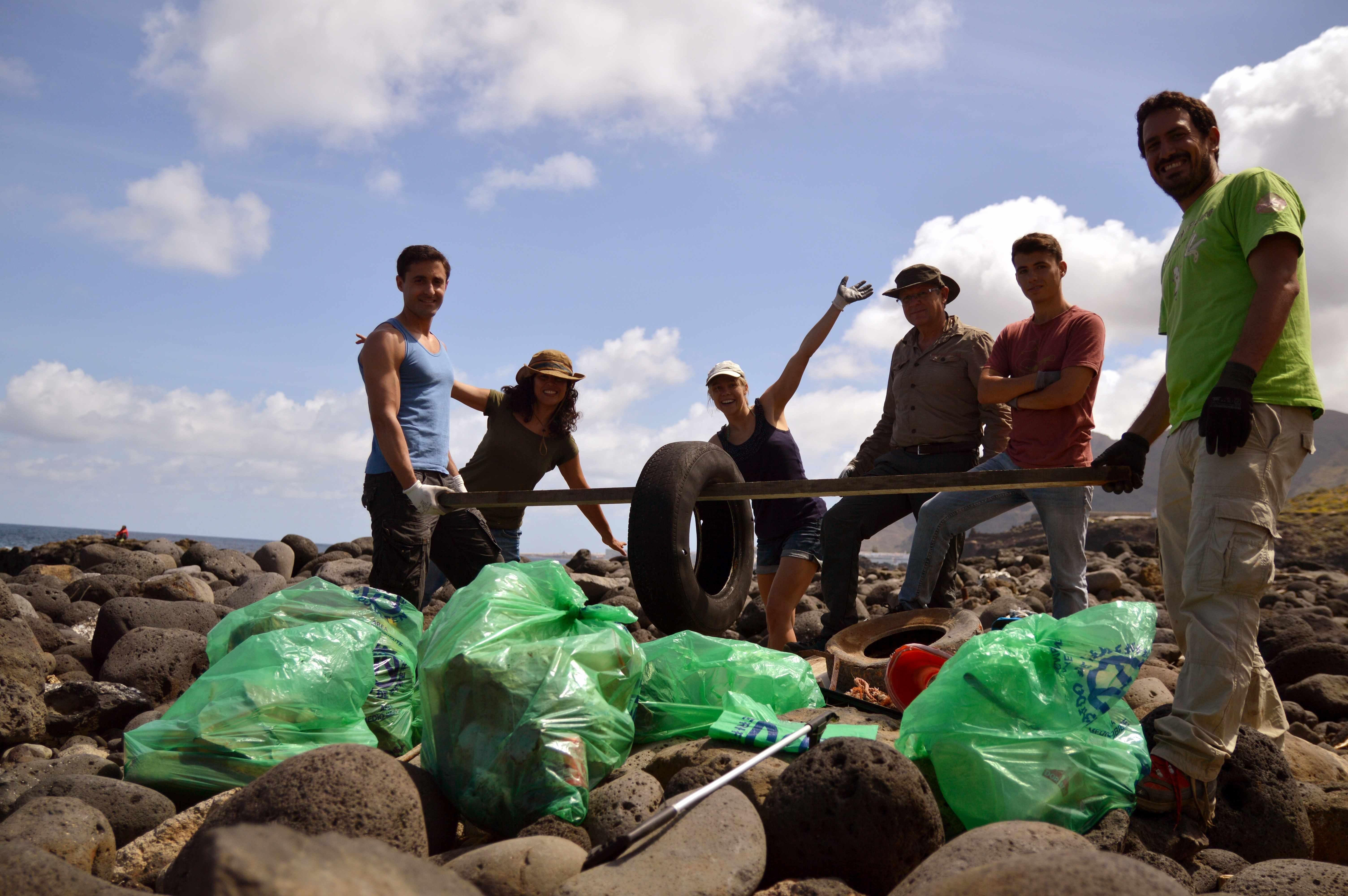 Auswanderin Tanja arbeitet als Tourguide auf Teneriffa und engagiert sich ehrenamtlich stark im Naturschutz.