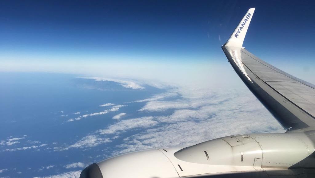 Lange Flugzeiten bringt das Inselleben mit sich