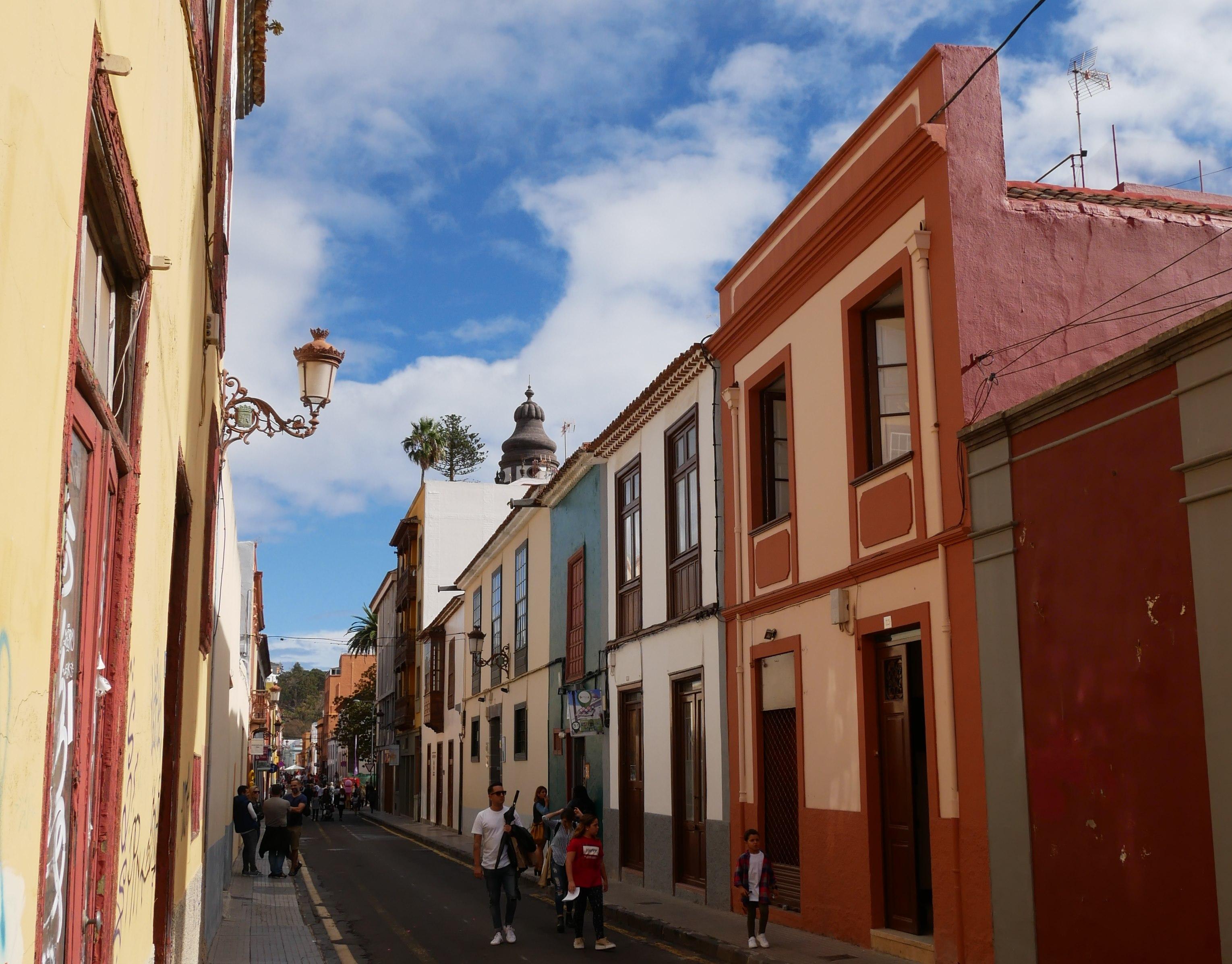Top Sehenswürdigkeit auf Teneriffa: La Laguna ist ein Besuch wert