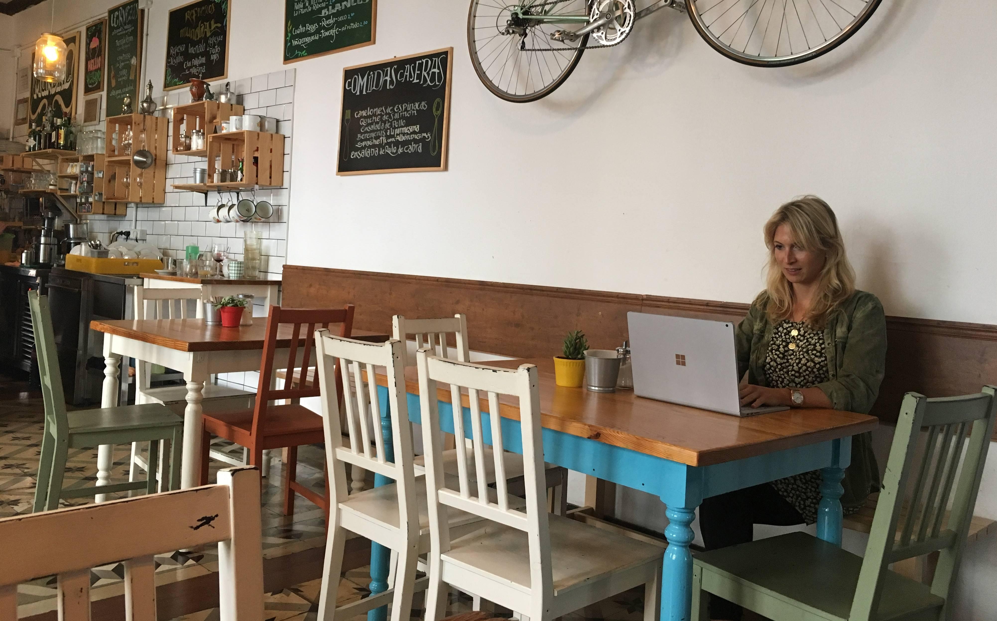 Arbeiten in La Laguna - Cafe Mundial