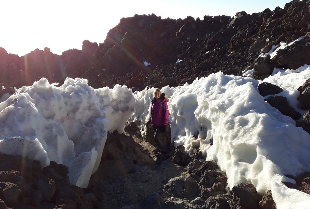 Beste Zeit zur Teide Besteigung: Vorsicht vor Schnee!