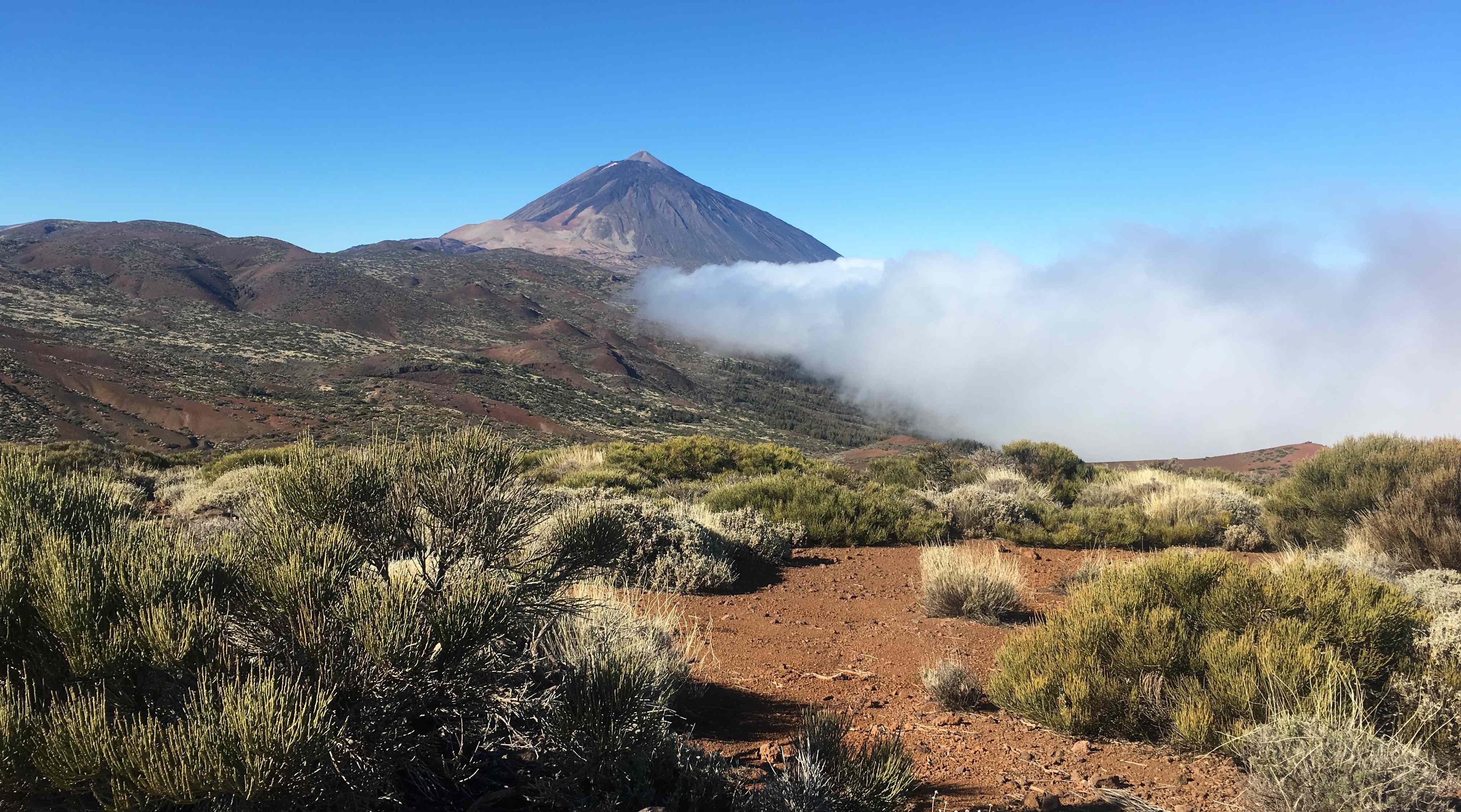 Die Teide Besteigung Tipps Zum Aufstieg Auf Den Pico Del Teide