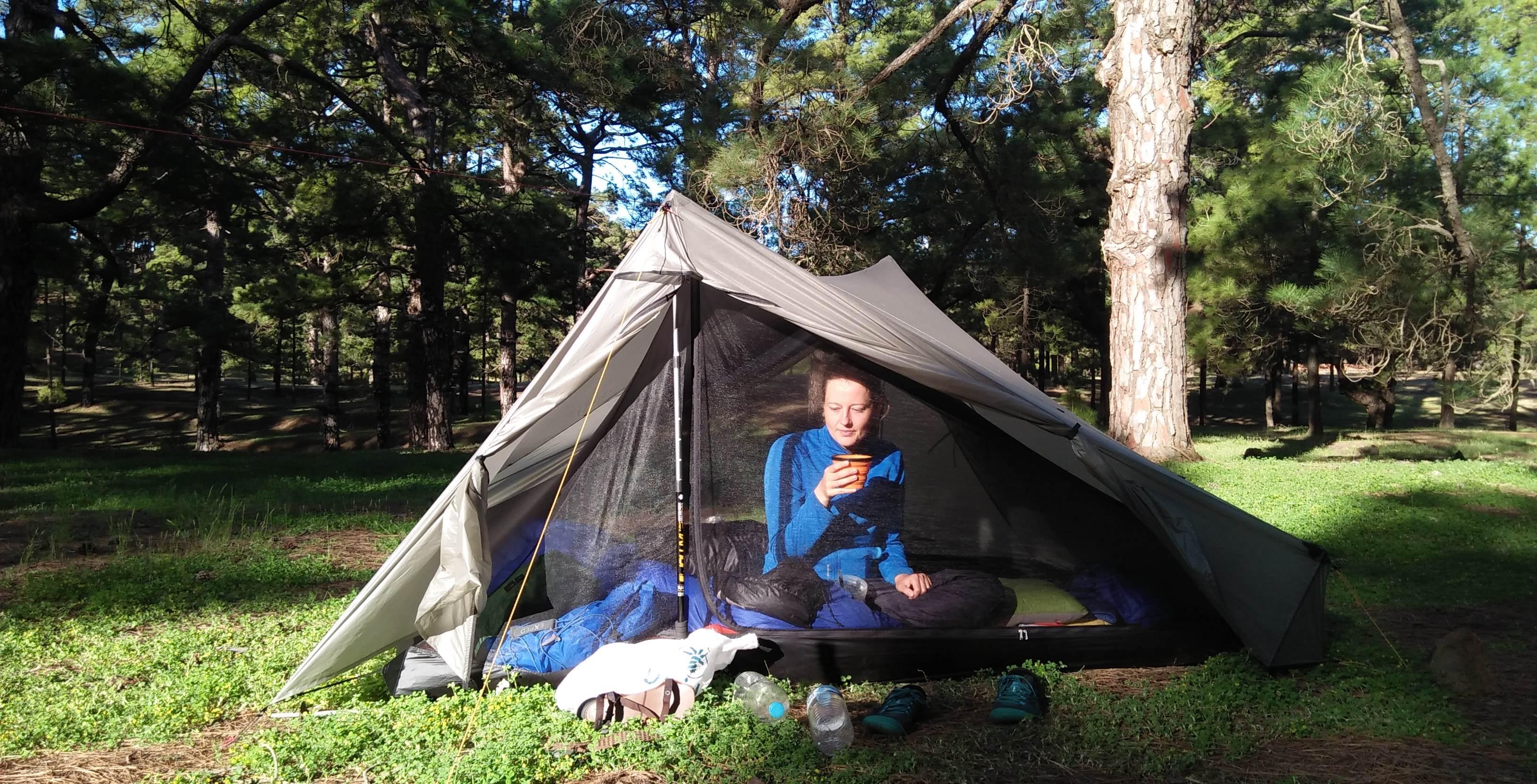 Zelten auf El Hierro