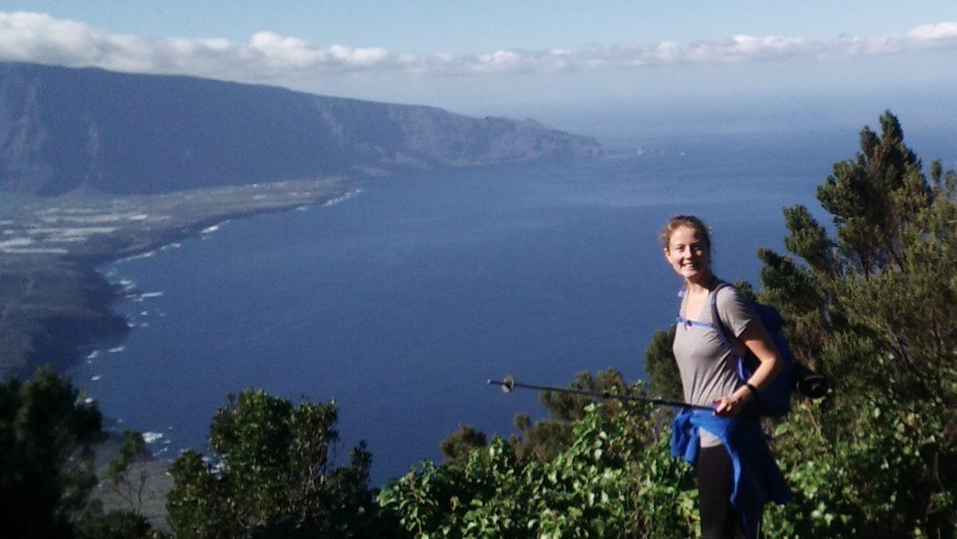 Deutsche auf El Hierro: Auswanderin Daniela