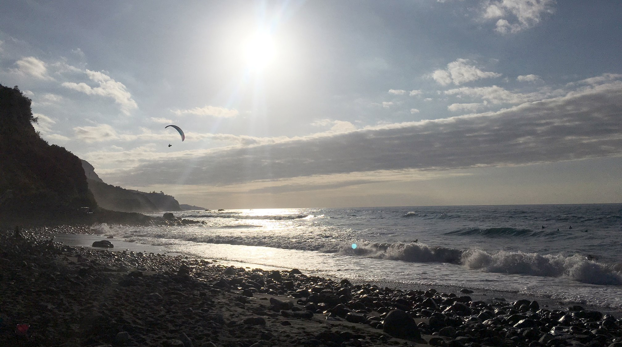 Playa el Socorro auf Teneriffa