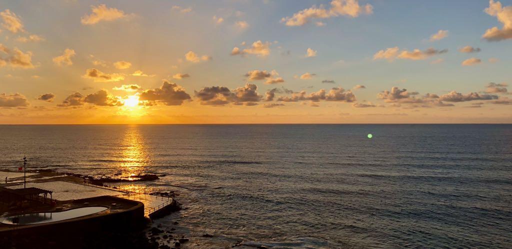 Bajamar: Die schönsten Sonnenuntergänge Teneriffas