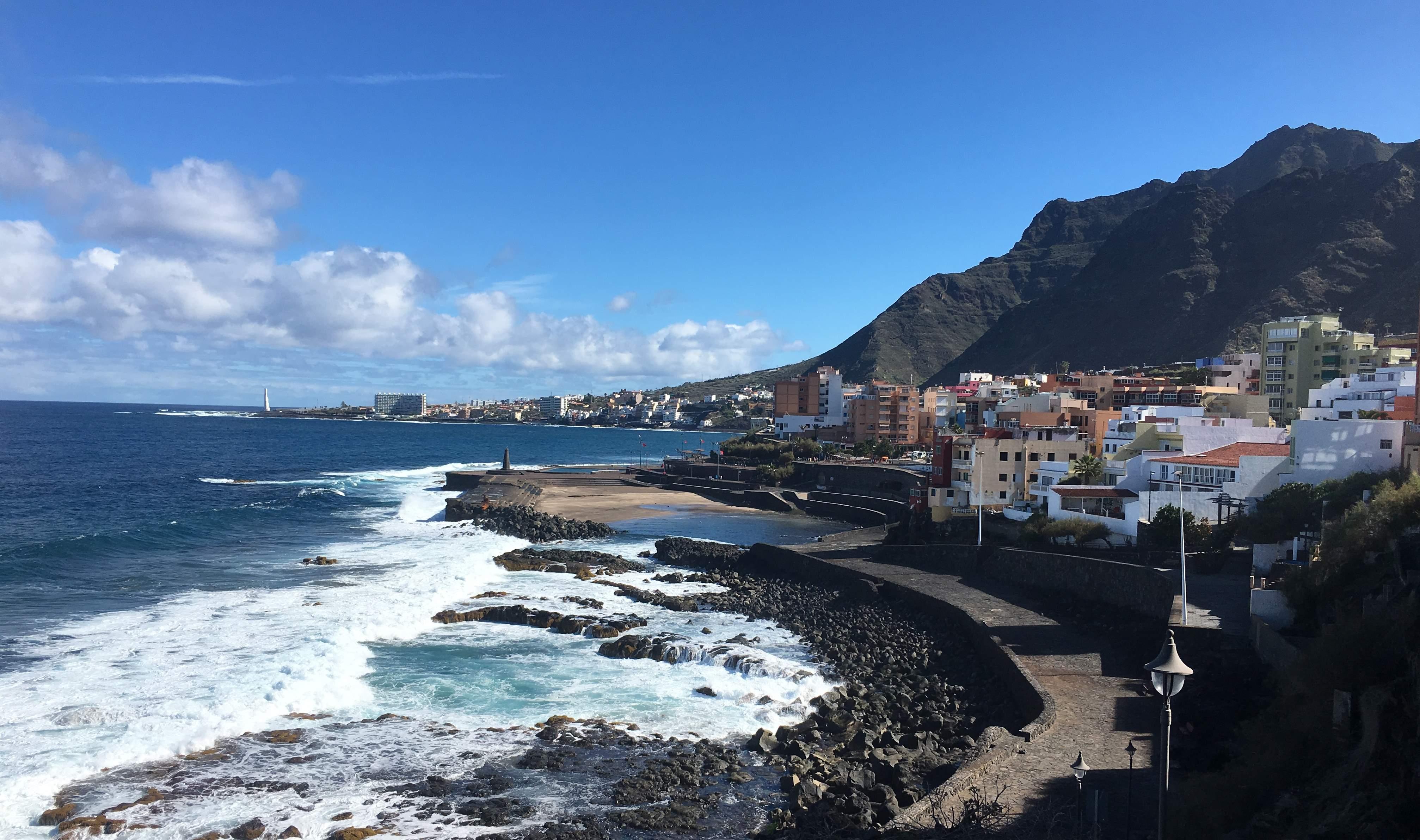Leben im Norden Teneriffas in Bajamar