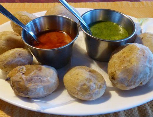 Essen auf Teneriffa - Papas arrugadas