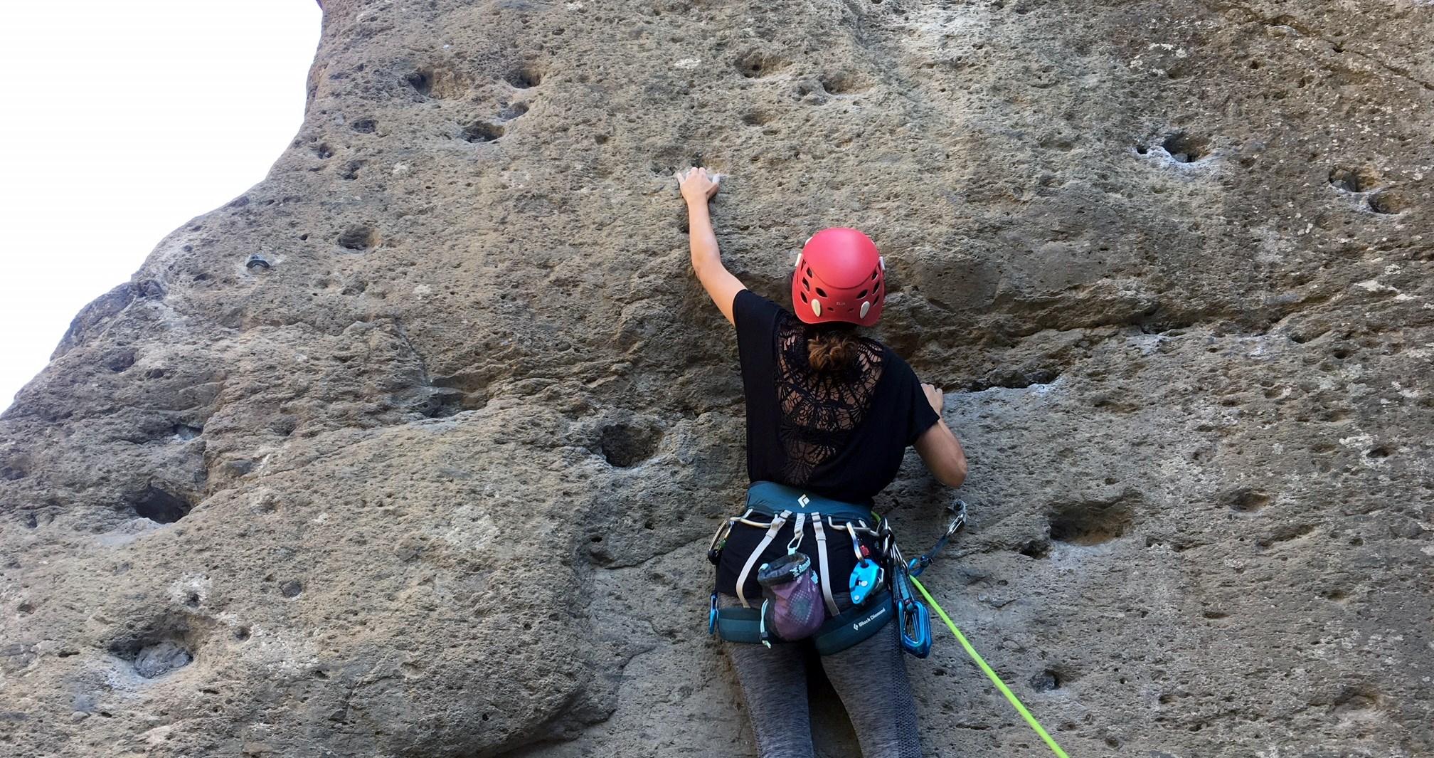 Klettern auf Teneriffa - Europas Kletterparadies