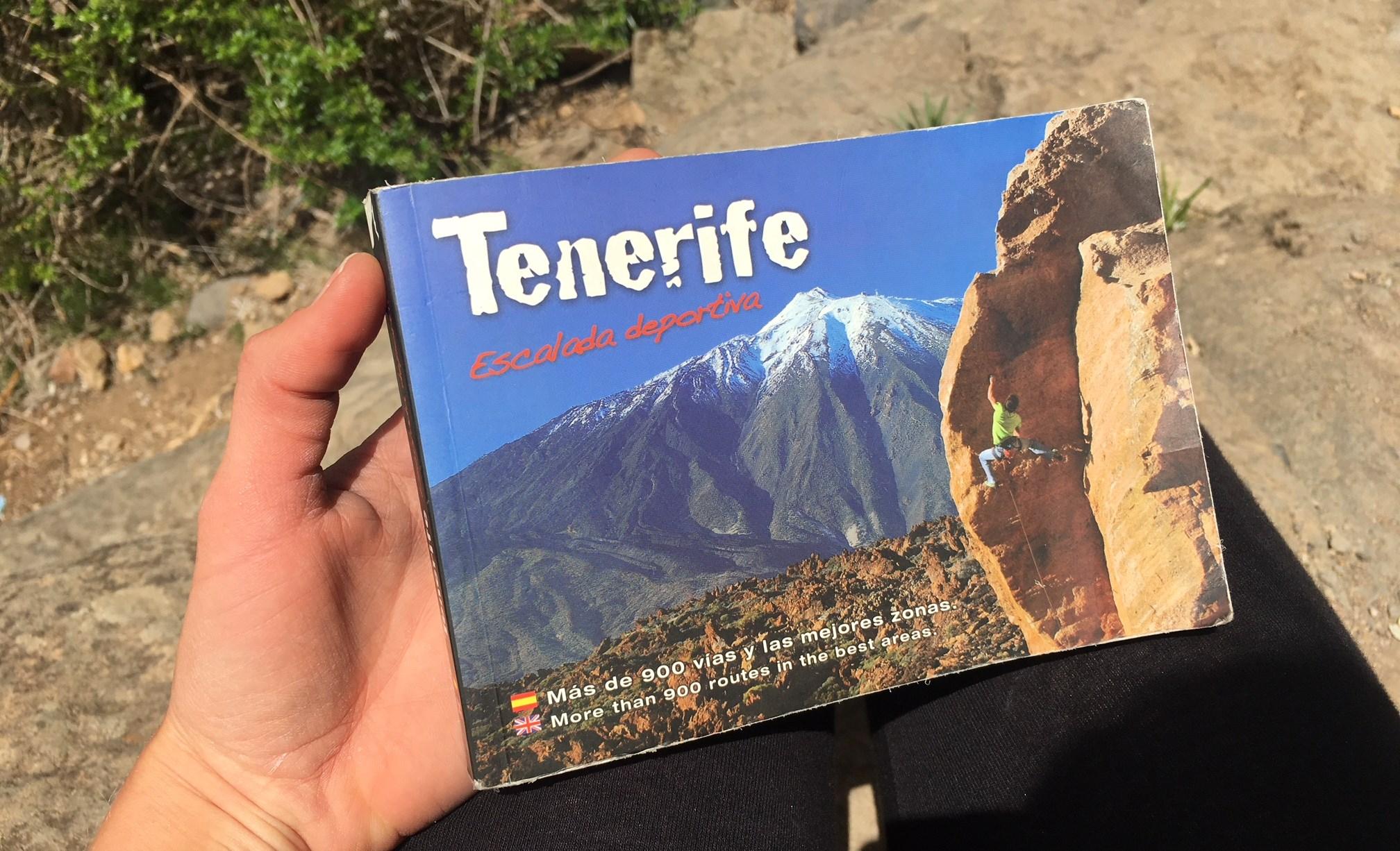 Tenerife Outdoor Kletterguide