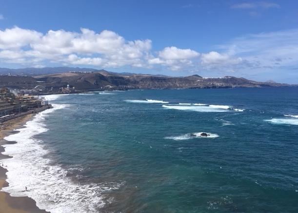 Am Meer leben ist das schönste als Auswanderin auf Gran Canaria