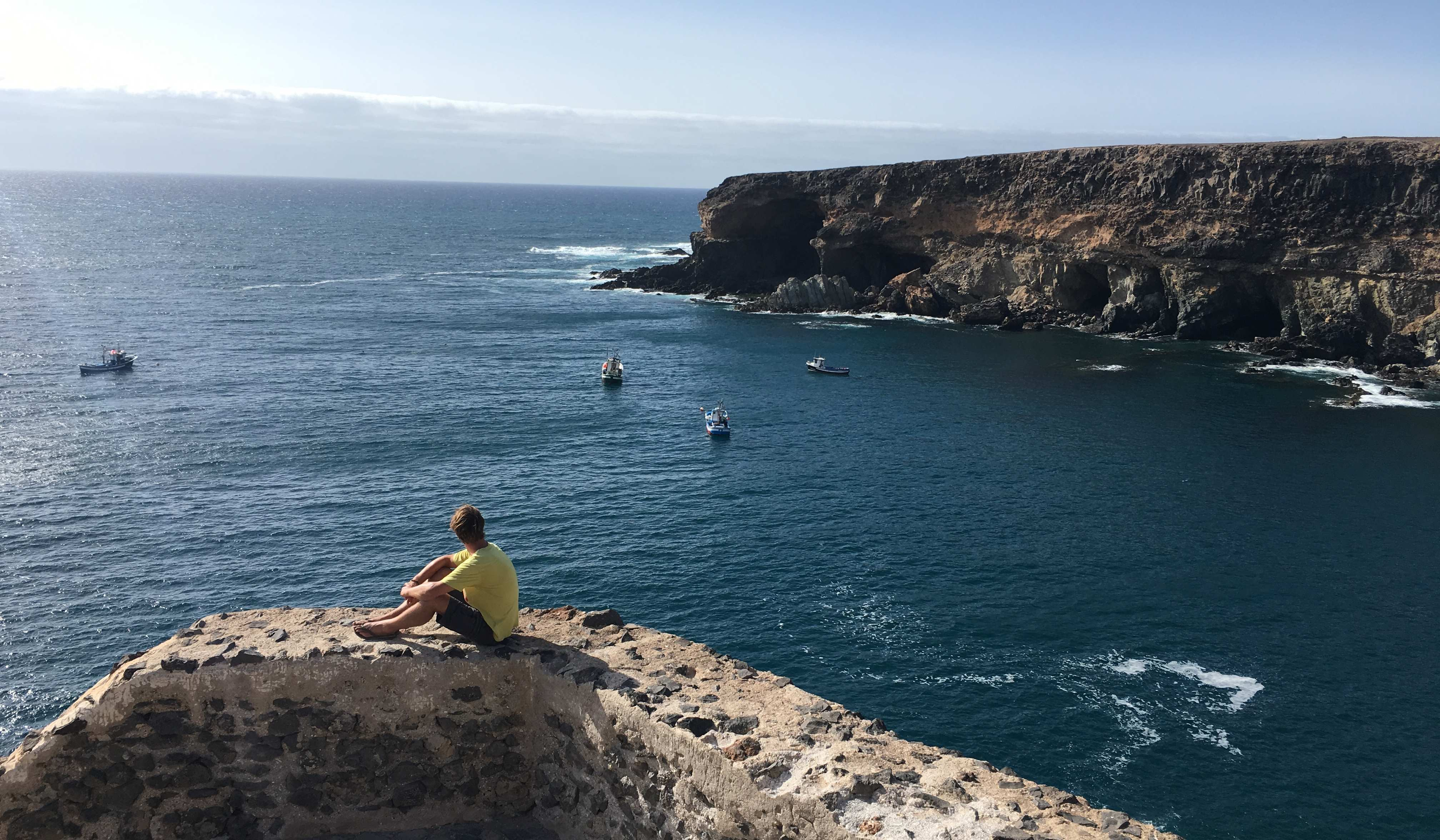 Fischerort Ajuy: Sehenswürdigkeiten auf Fuerteventura