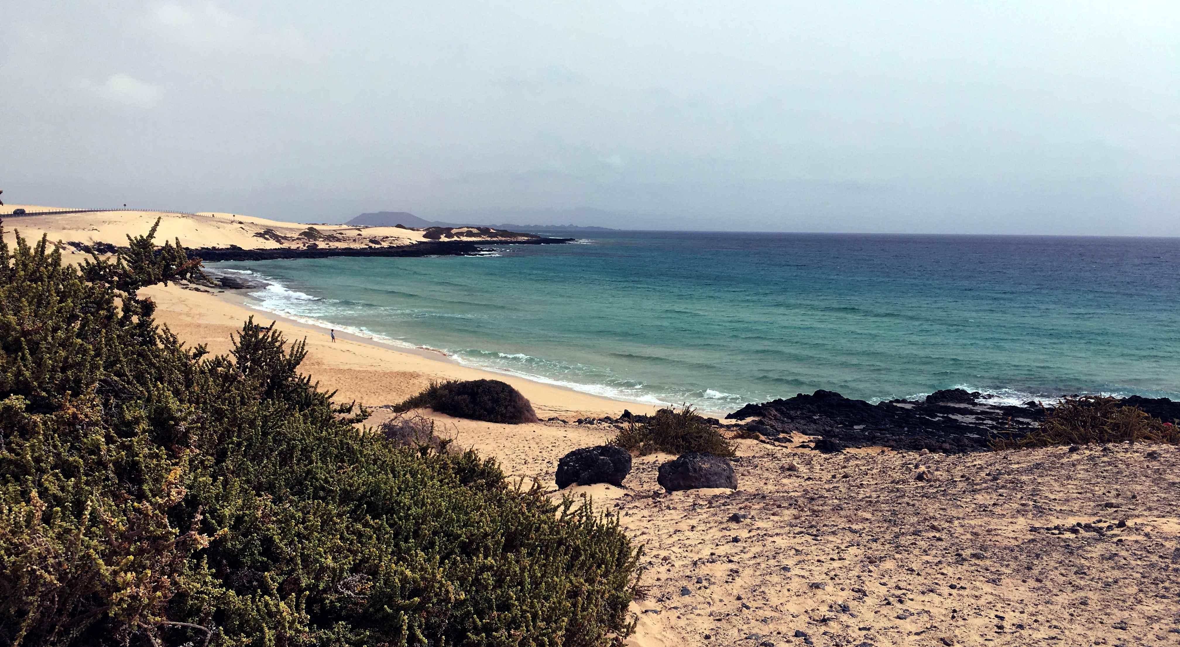 Dünen von Corralejo: Sehenswürdigkeiten auf Fuerteventura