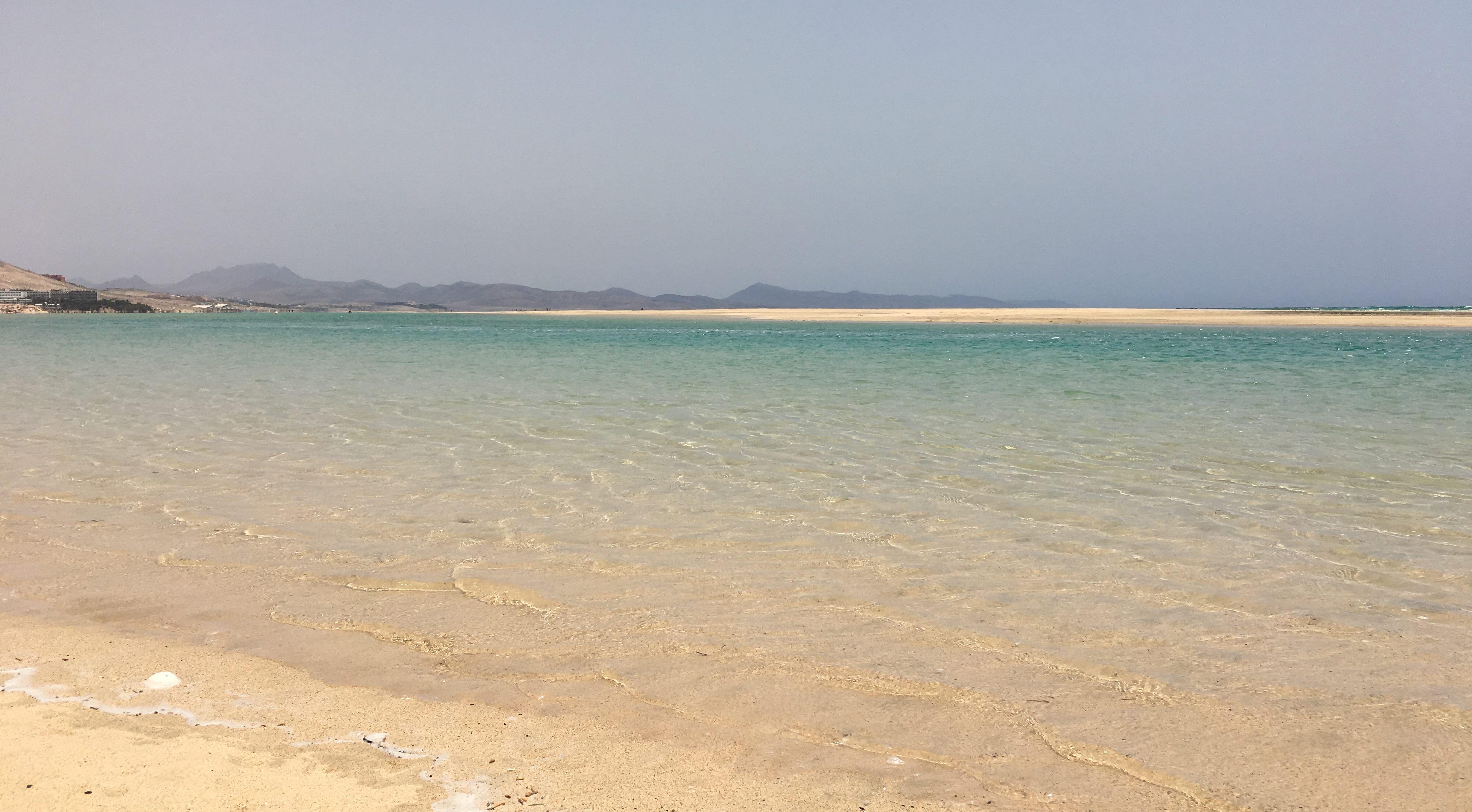 Playa Sotavento: Sehenswürdigkeiten auf Fuerteventura
