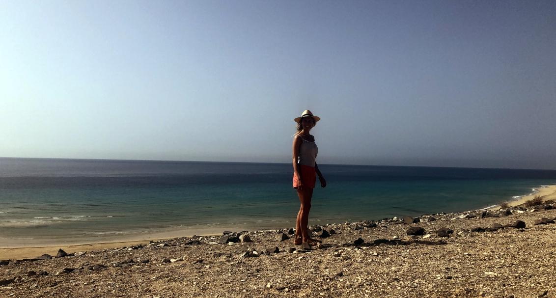 Fuerteventura: Playa Sotavento