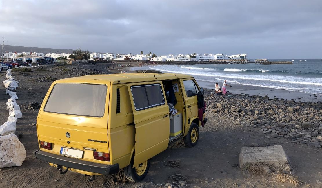 Lanzarote Sehenswürdigkeiten: Arrieta