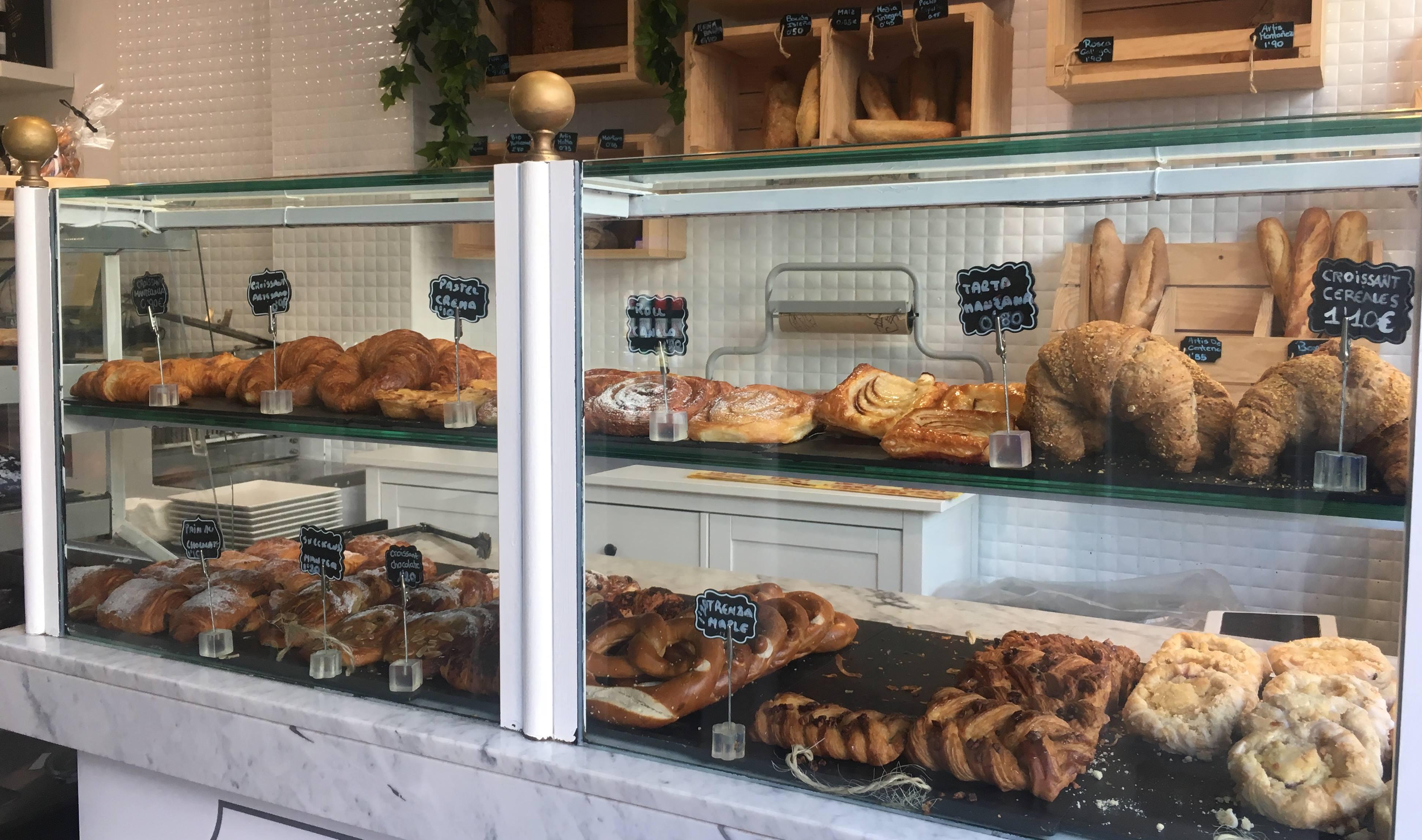 Bäcker auf Teneriffa