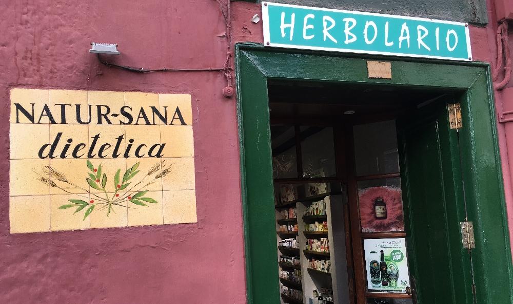 Herbolarios auf Teneriffa
