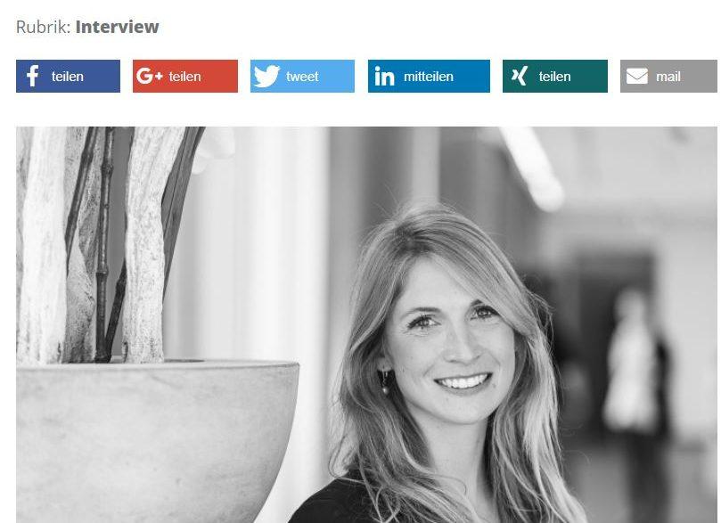 Interview mit Autorin von AufderSonnenseite.de Eva Schubert