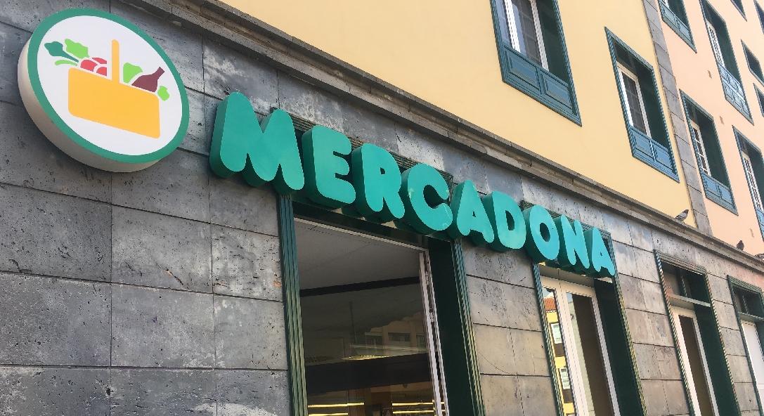 Mercadnoa ist ein beliebter Supermarkt auf Teneriffa