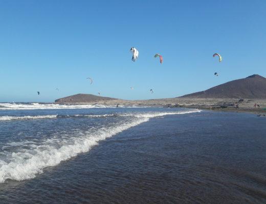 Kite surfen Teneriffa