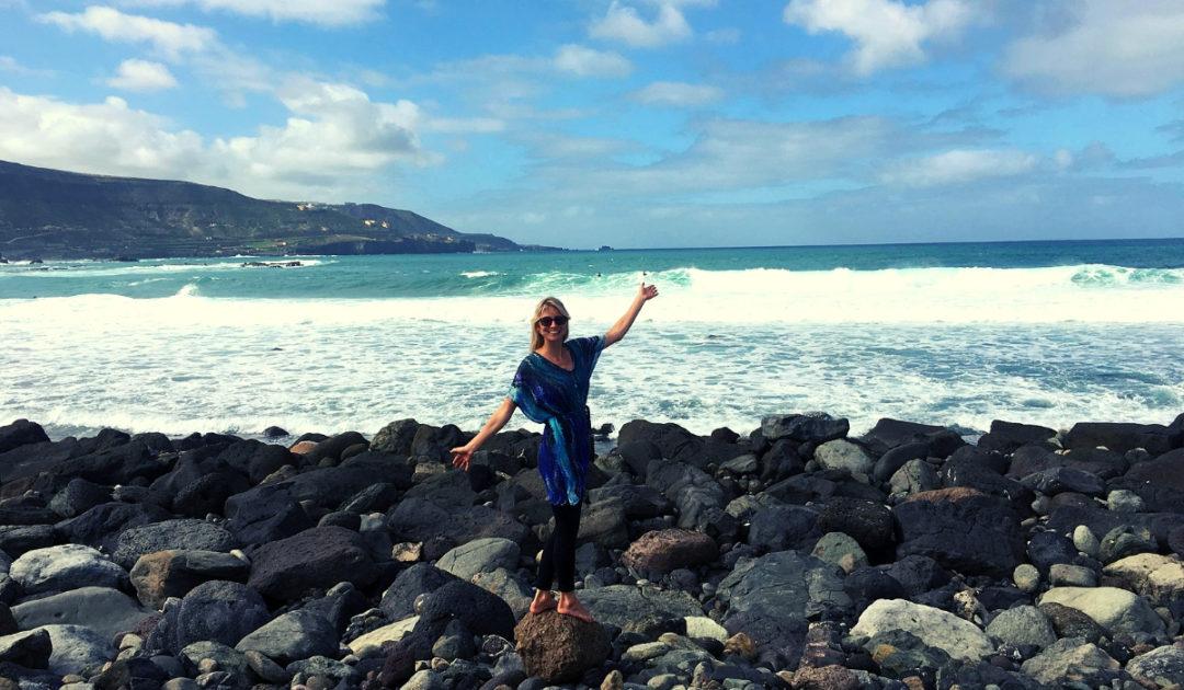 Las Palmas entdecken als digitale Nomadin