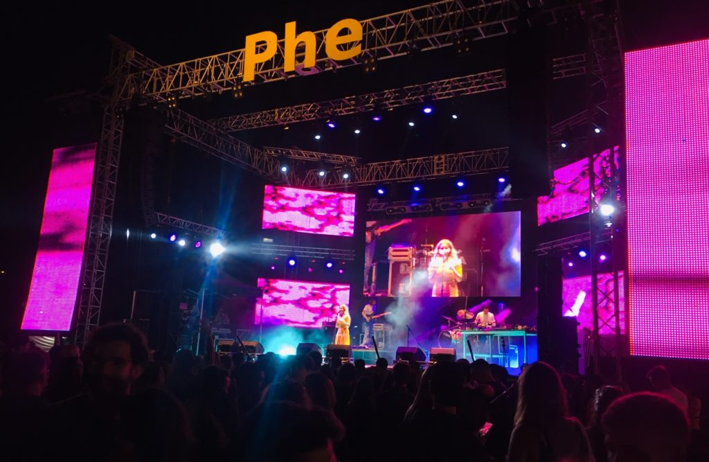 Phe Festival Teneriffa in Puerto de la Cruz