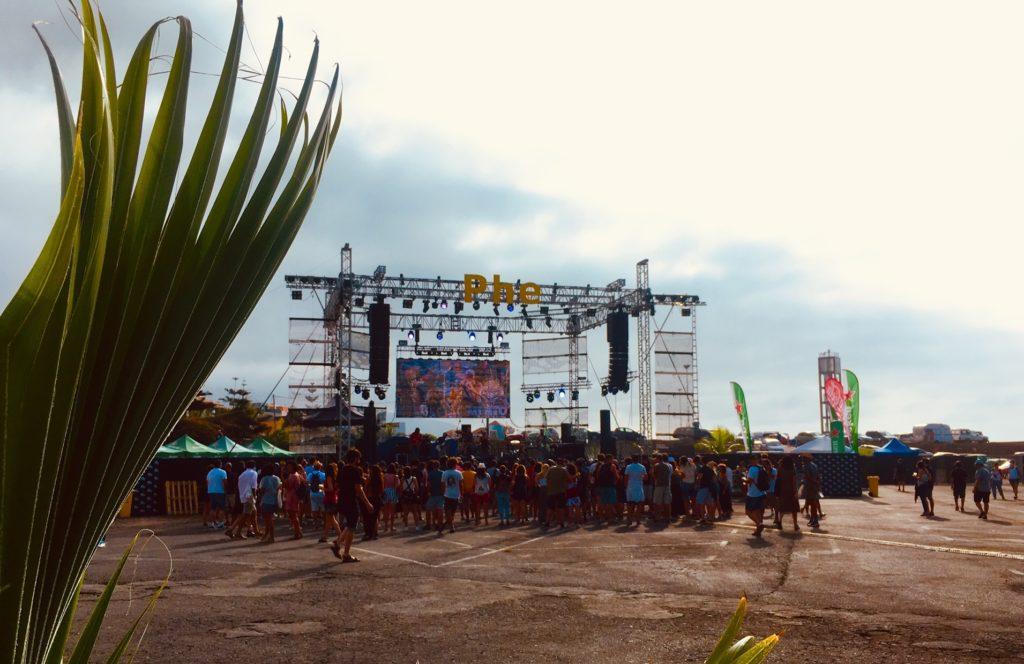 Das PHE Festival auf Teneriffa