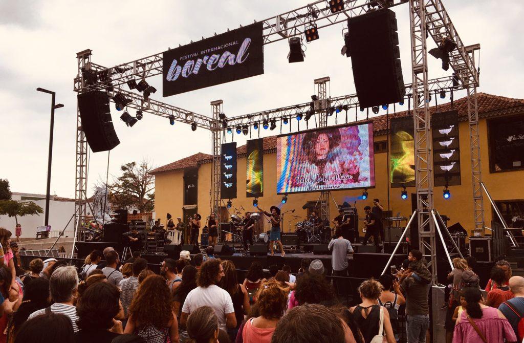 Boreal Festival in Los Silos