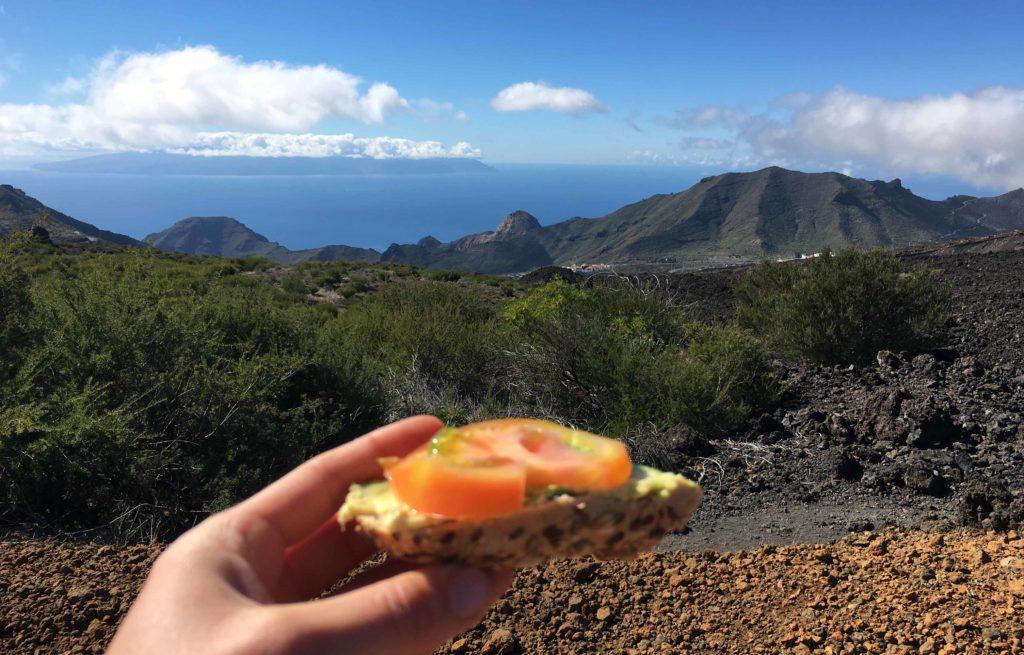 Mandelblütenzeit auf Teneriffa: Wanderung bei Santiago del Teide