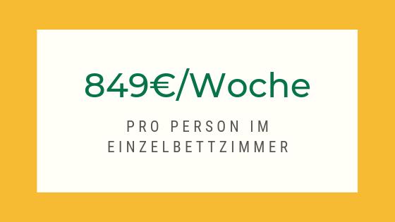 Workation Teneriffa Preis