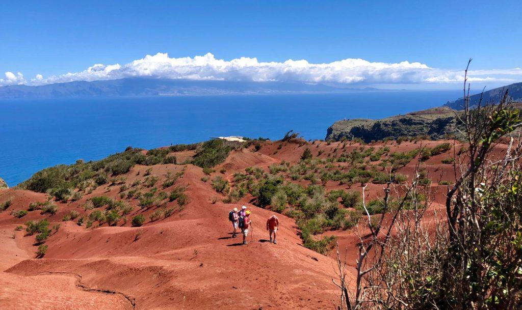 Wanderung bei Agulo auf La Gomera