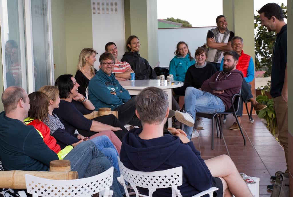 Mastermind Vorträge Remote Work bei der Workation auf Teneriffa 2019
