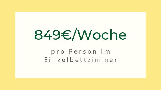 Preis Workation Teneriffa