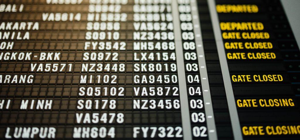 Flugverspätung - deine Rechte als Fluggast