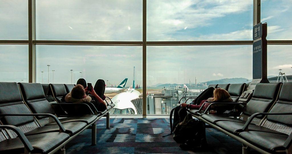 Flughafen Verspätung
