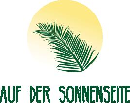 Auf der Sonnenseite Logo